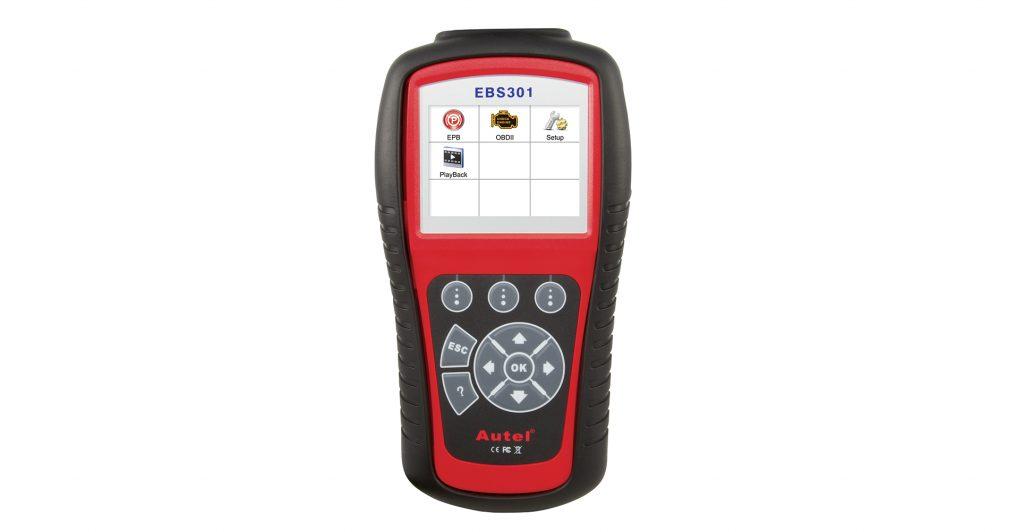 Autel MaxiService EBS301 Electronic Brake Service Tool OBDII//EOBD SCANNER NEW